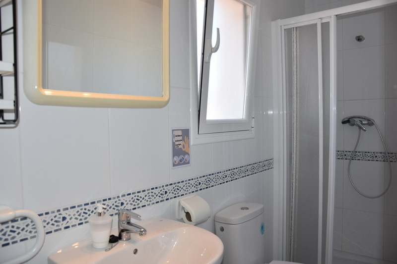 Bed and breakfast calpe bathroom suite 4
