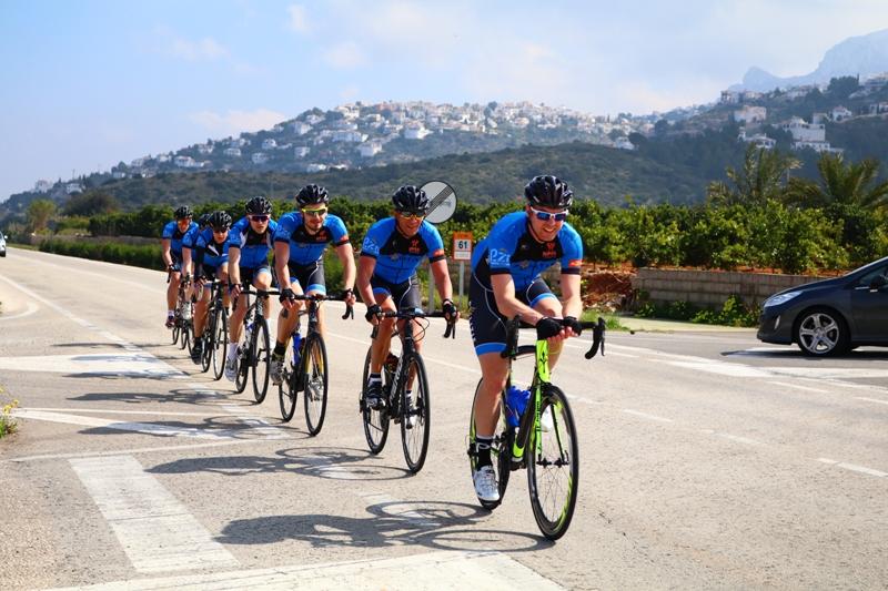 cycling surrounding denia