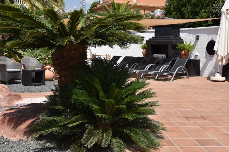 loungers at casa sardonyx calpe