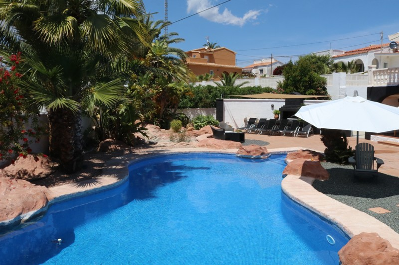 B&B Casa Sardonyx swimming pool calpe