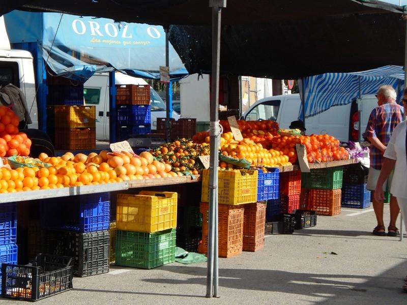 Market Moraira