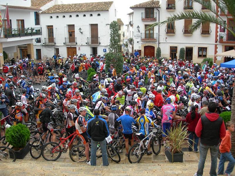 MTB tour La Nucia