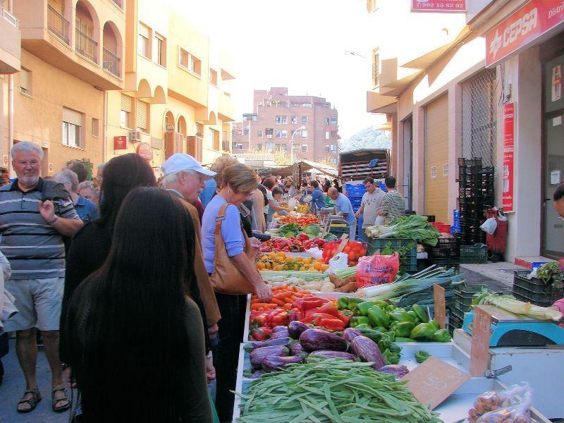 market in calpe